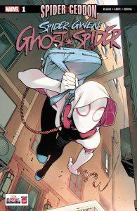 Spider-Gwen: Ghost Spider #1 (2018)