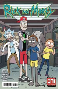 Rick and Morty #43 (2018)