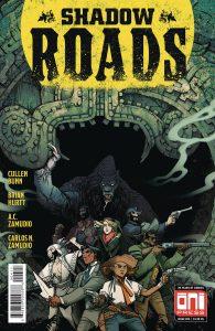 Shadow Roads #4 (2018)
