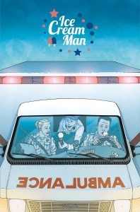 Ice Cream Man #8 (2018)