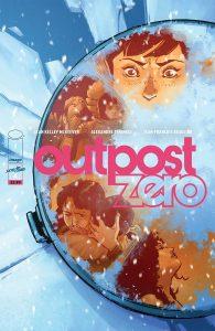 Outpost Zero #4 (2018)