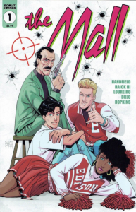 The Mall #1 (2018)