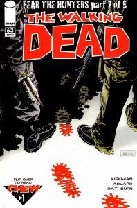 The Walking Dead #63 (2009)