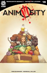 Animosity #15 (2018)