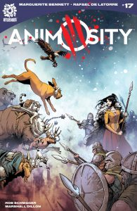 Animosity #17 (2018)