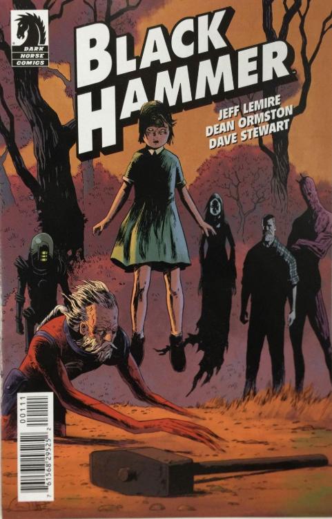 Black Hammer #[nn] (2015)