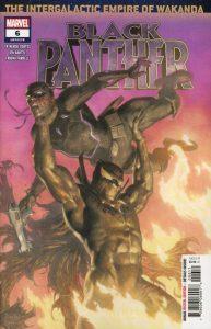 Black Panther #6 (2018)