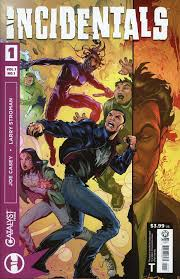 Catalyst Prime: Incidentals #1 (2017)