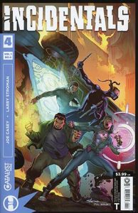 Catalyst Prime: Incidentals #4 (2017)
