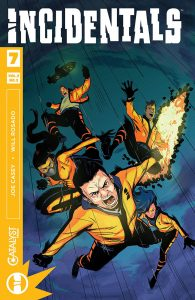 Catalyst Prime: Incidentals #7 (2018)