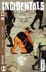 Catalyst Prime: Incidentals #9 (2018)