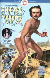 Edgar Allan Poe`s Snifter Of Terror #2 (2018)