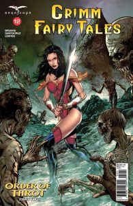 Grimm Fairy Tales #12 (2018)
