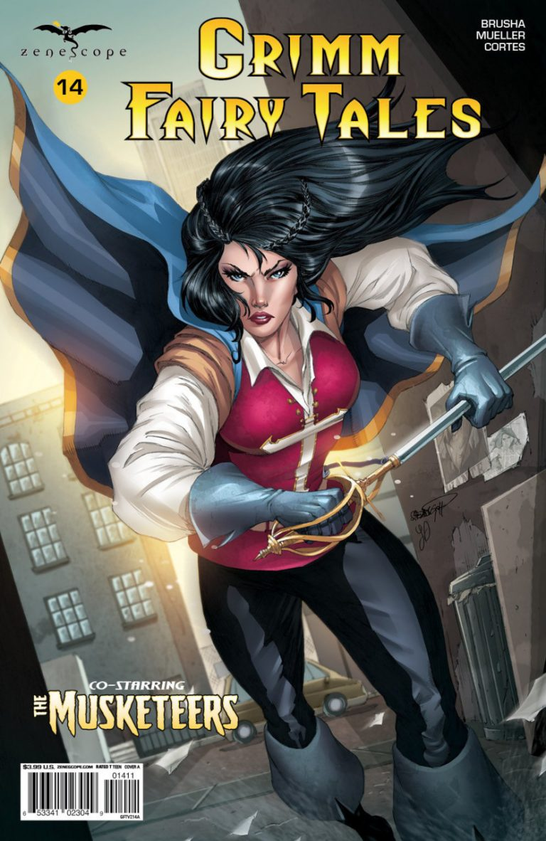 Grimm Fairy Tales #14 (2018)