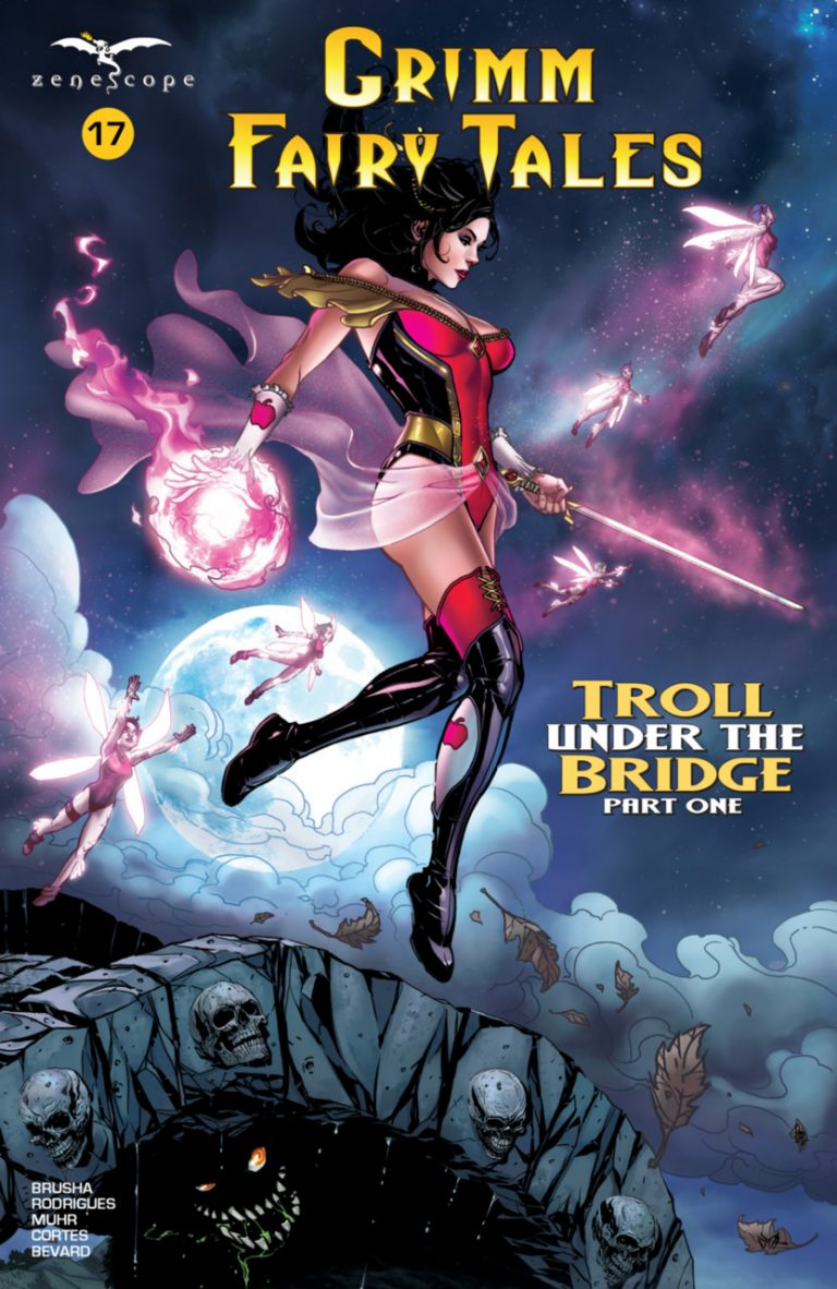 Grimm Fairy Tales #17 (2018)