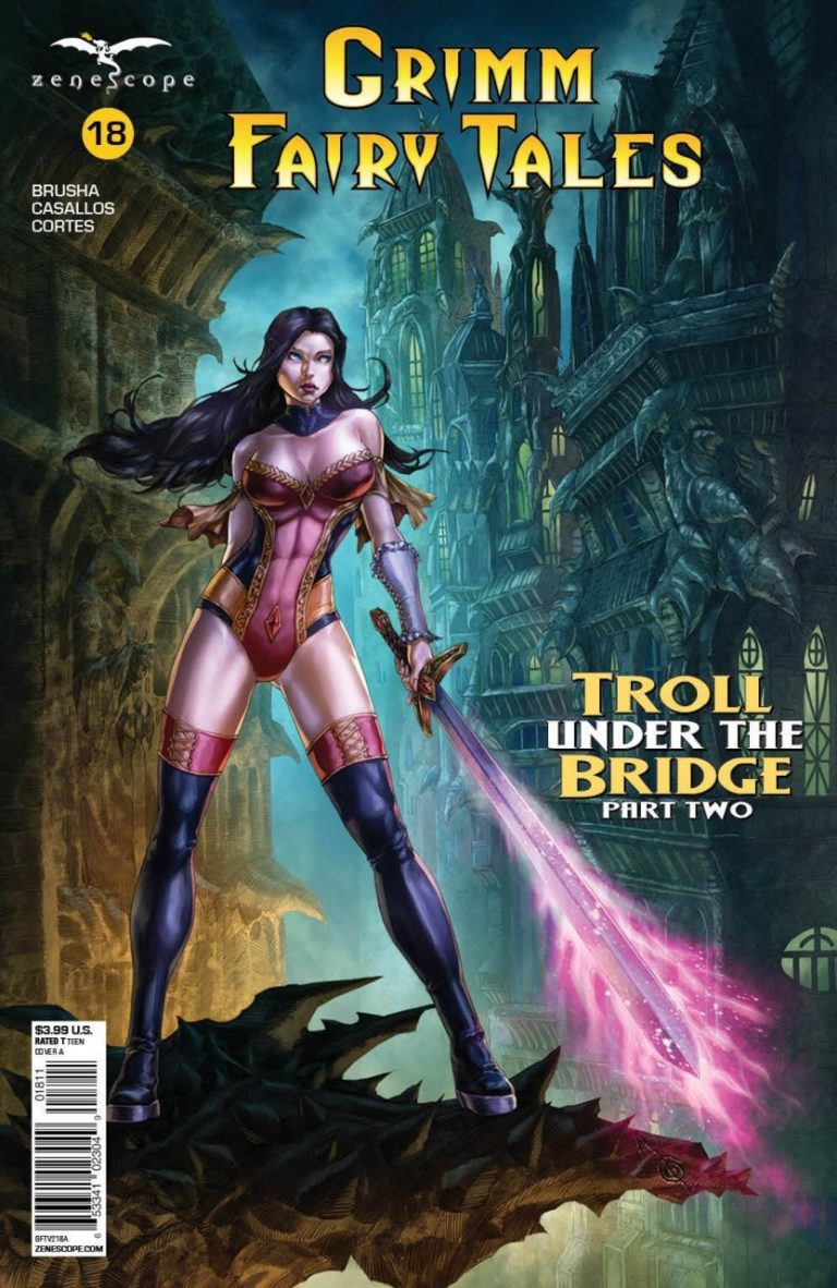 Grimm Fairy Tales #18 (2018)