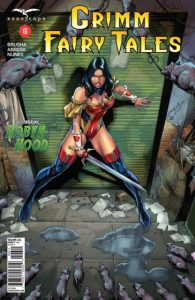 Grimm Fairy Tales #6 (2016)