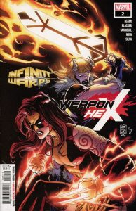 Infinity Warps: Weapon Hex #2 (2018)