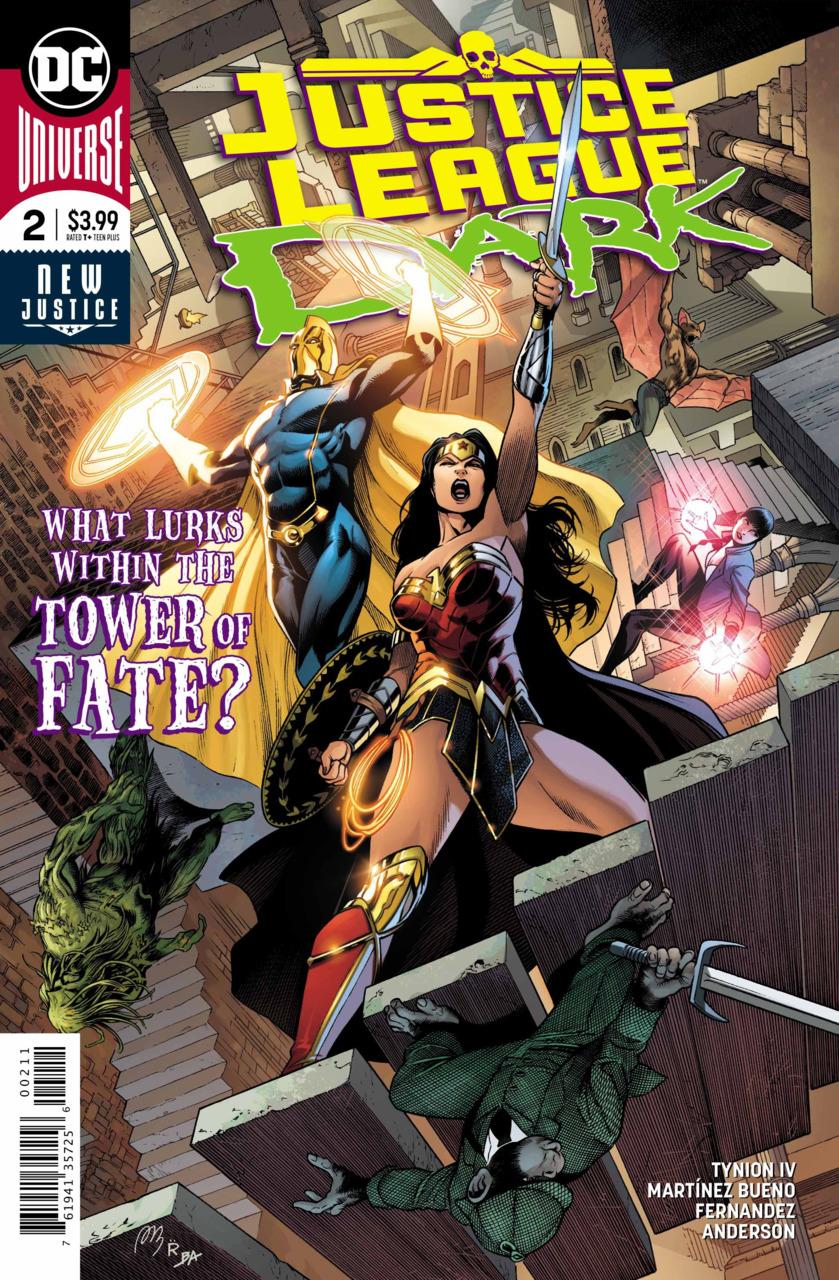 Justice League Dark #2 (2018)
