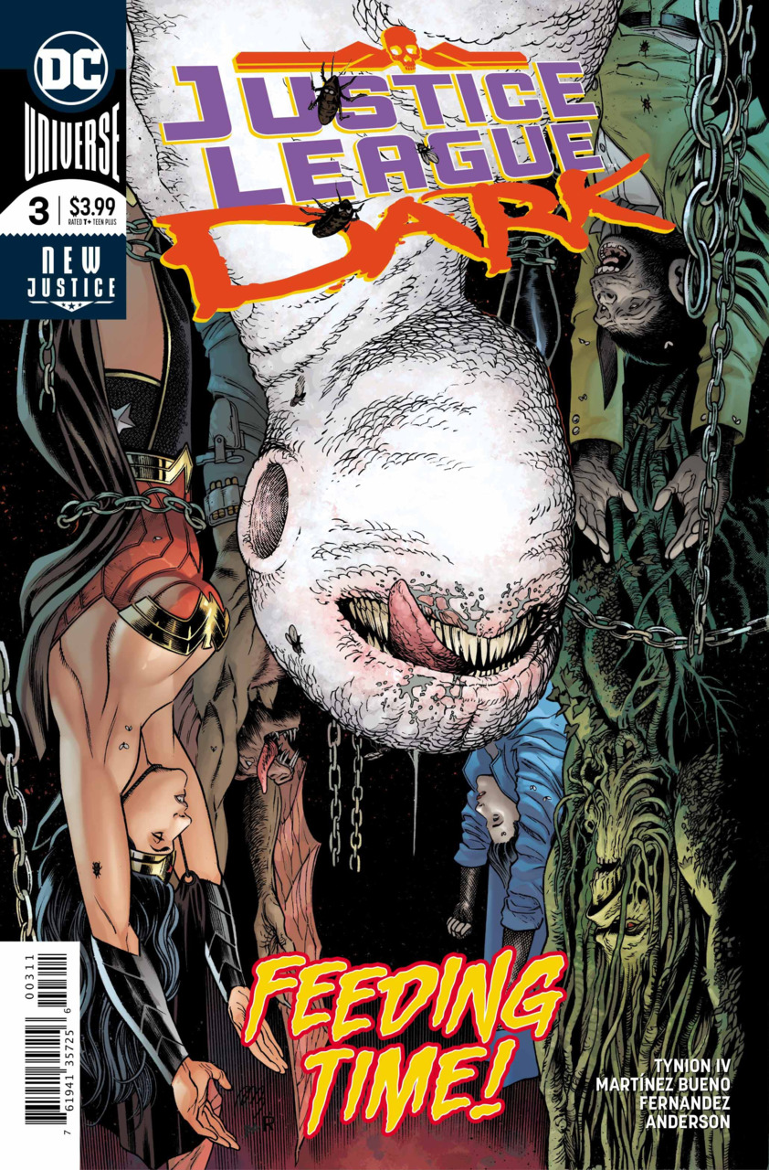 Justice League Dark #3 (2018)