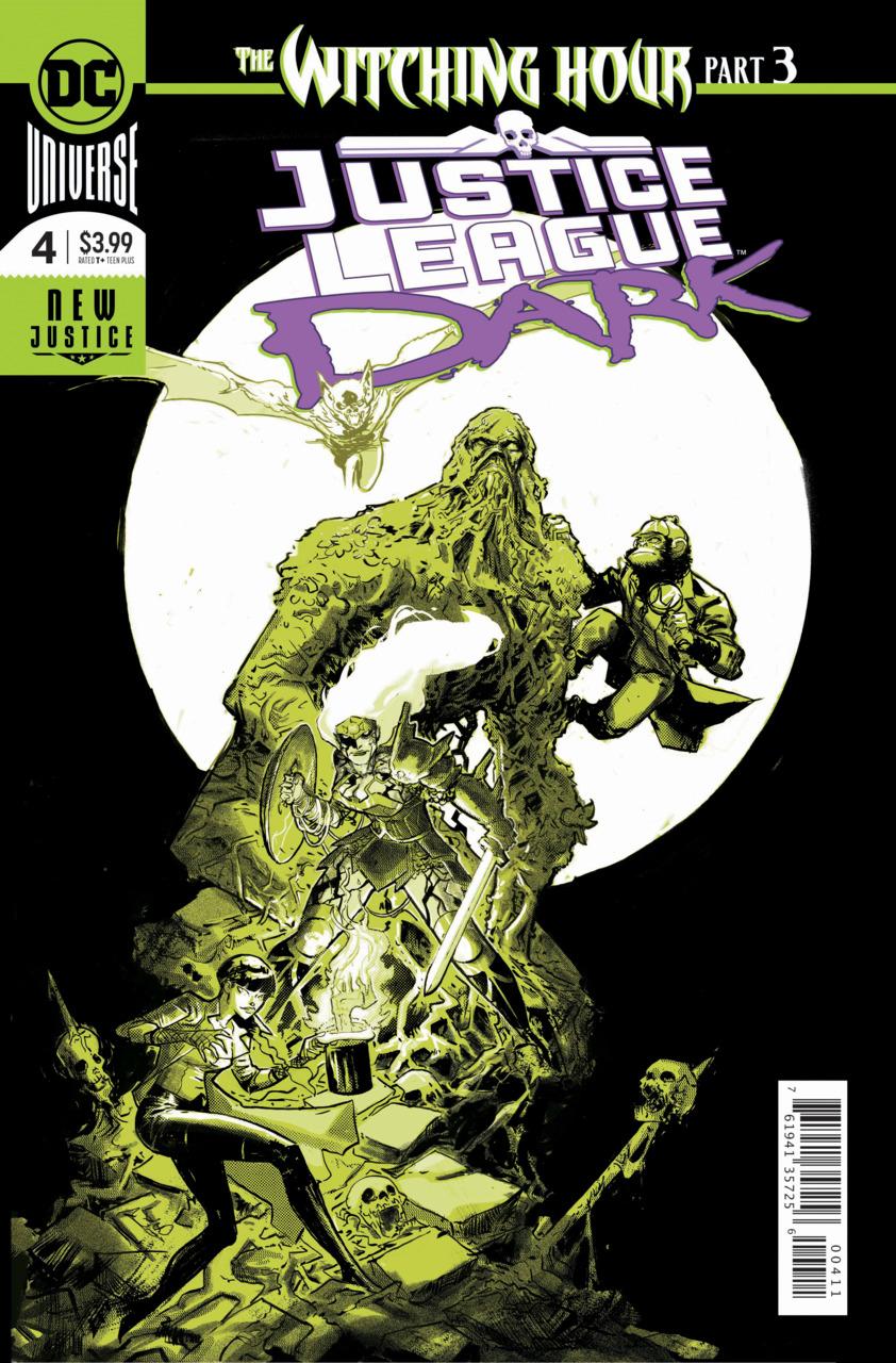 Justice League Dark #4 (2018)