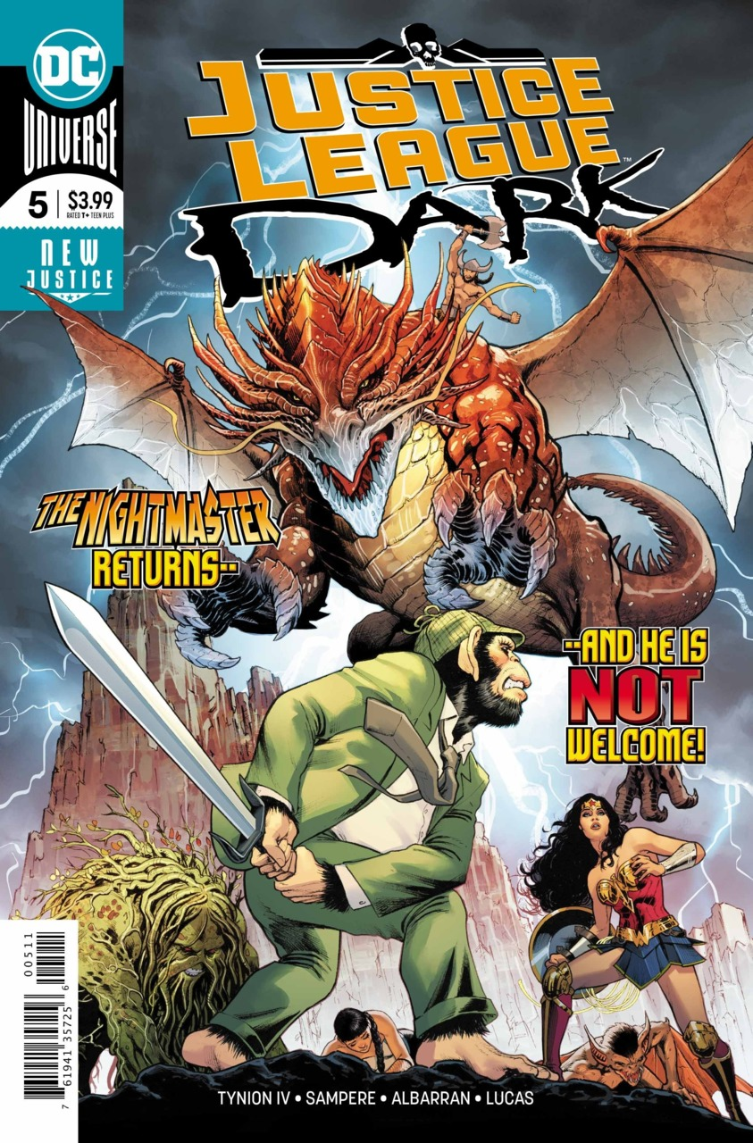 Justice League Dark #5 (2018)