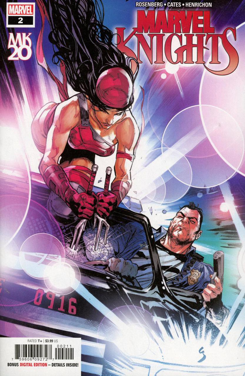 Marvel Knights 20th #2 (2018)