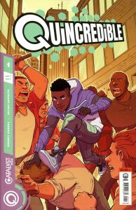 Quincredible #1 (2018)