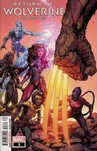 Return Of Wolverine #3 (2018)