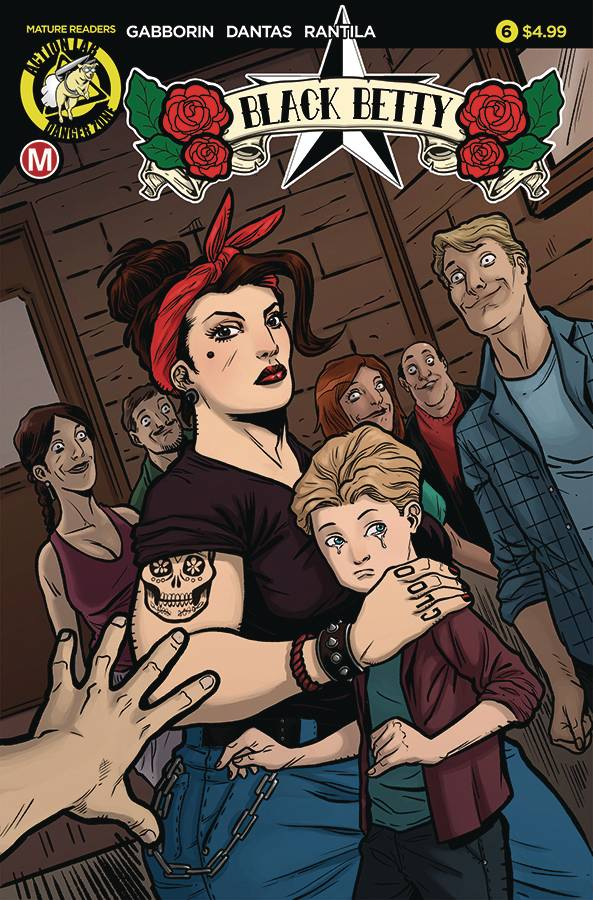 Black Betty #6 (2018)