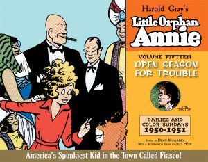 The Complete Little Orphan Annie #15 (2018)