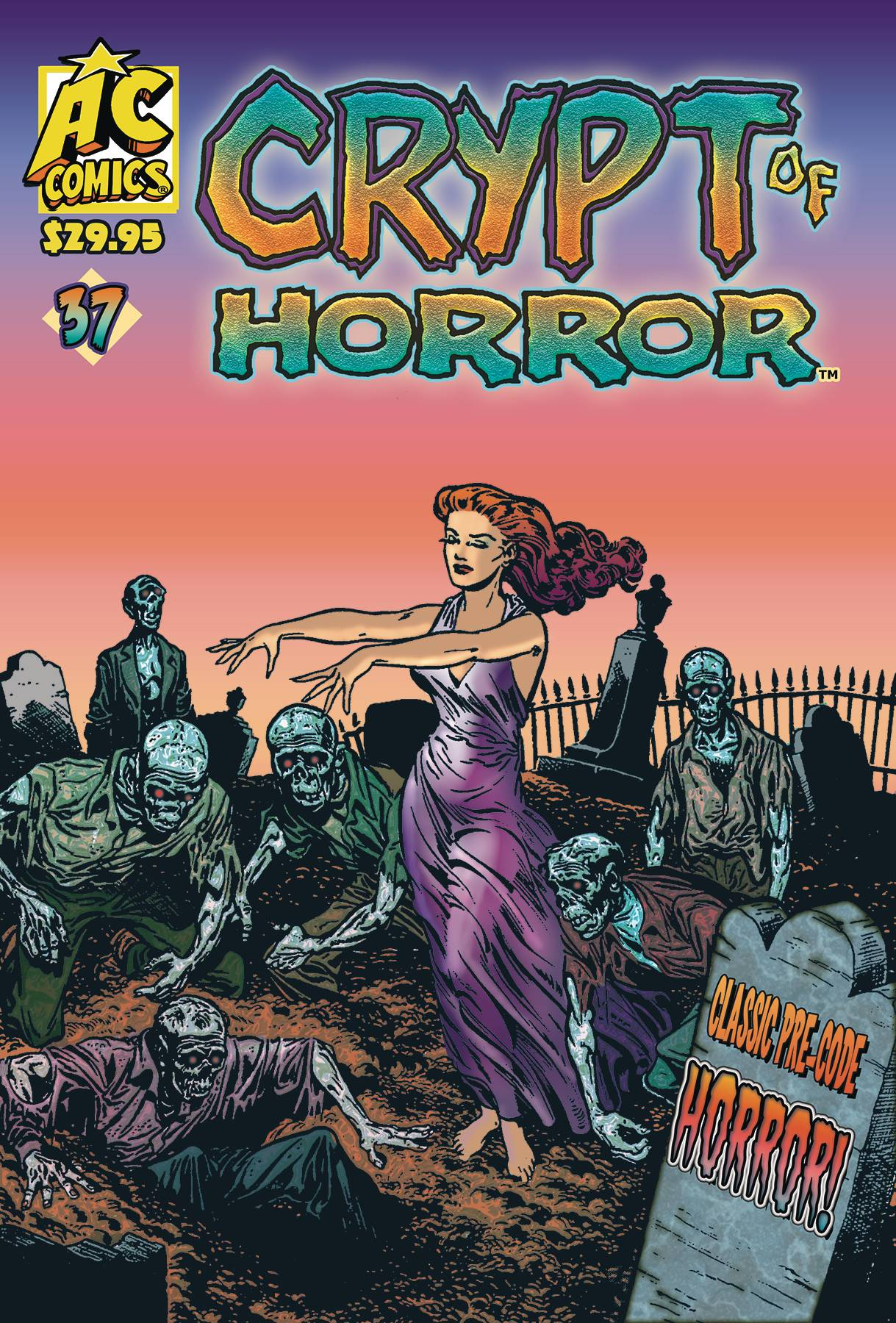 Crypt Of Horror #37 (2018)