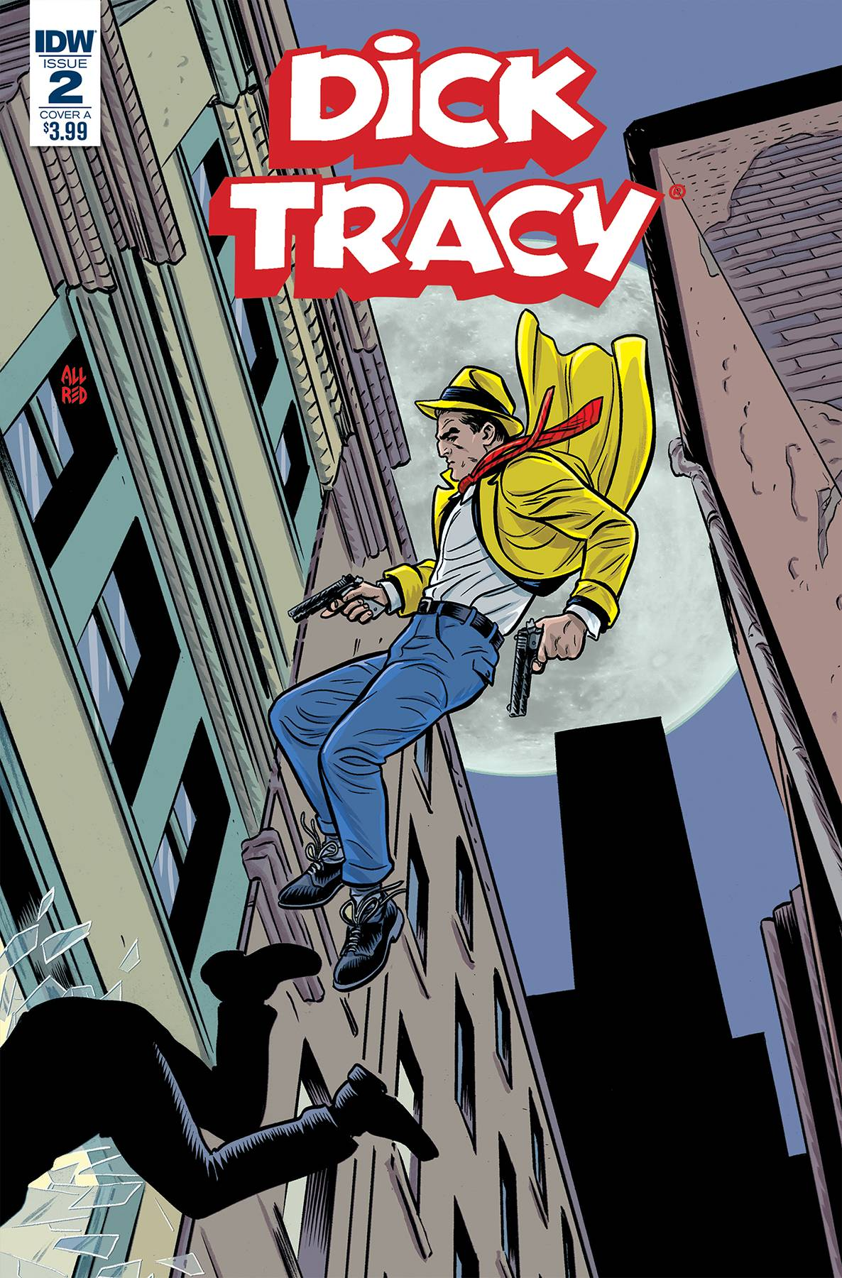 Dick Tracy: Dead Or Alive #2 (2018)