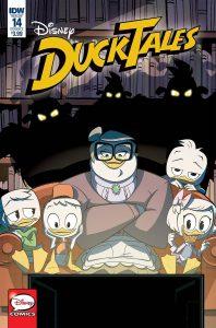 DuckTales #14 (2018)