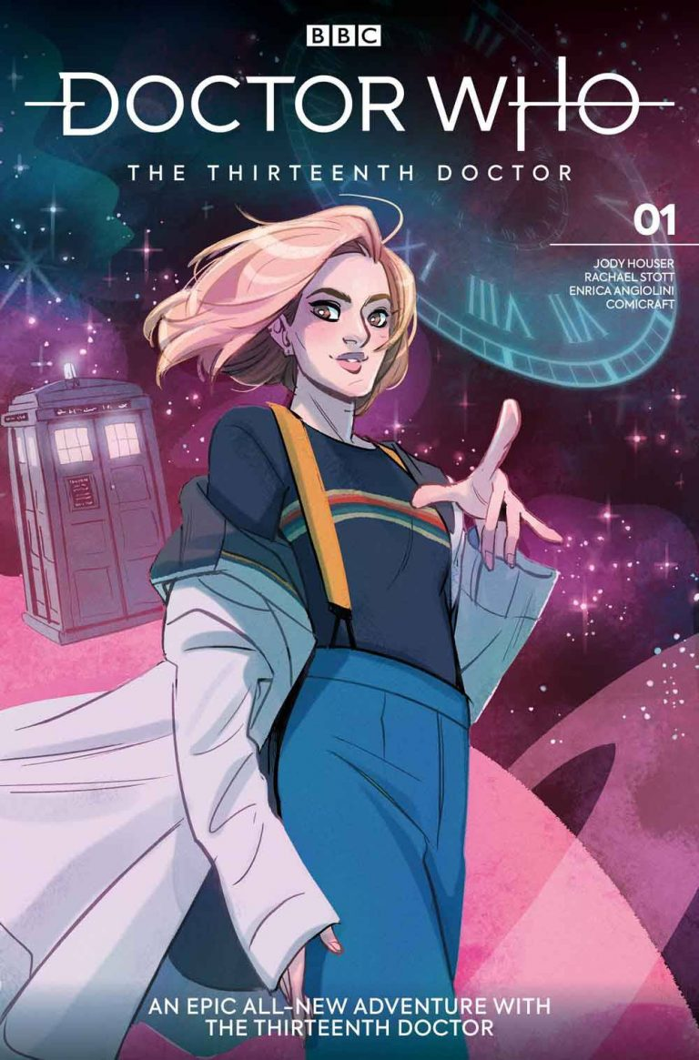 Doctor Who: The Thirteenth Doctor #1 (2018)