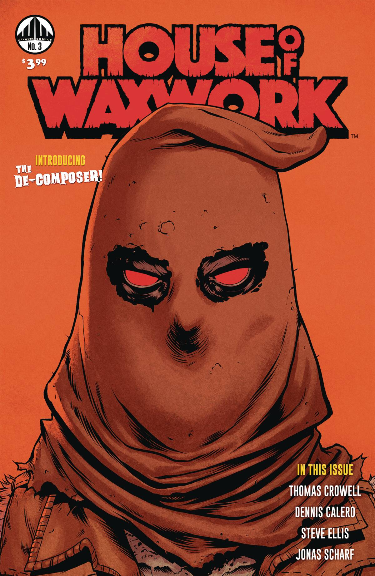 House Of Waxwork #3 (2018)