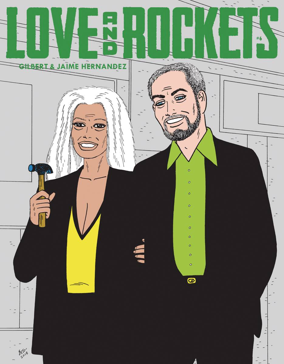 Love and Rockets #6 (2018)
