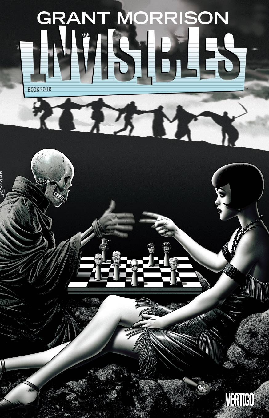 The Invisibles #4 (2018)