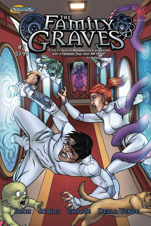 The Family Graves #3 (2018)