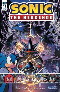 Sonic The Hedgehog #11 (2018)