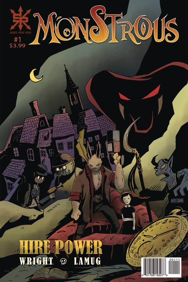Monstrous #1 (2018)
