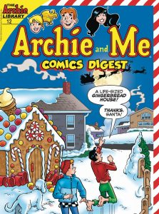 Archie and Me Comics Digest #12 (2018)