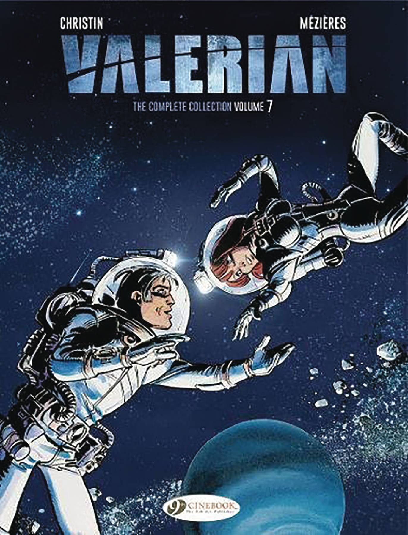 Valerian the Complete Collection #7 (2018)