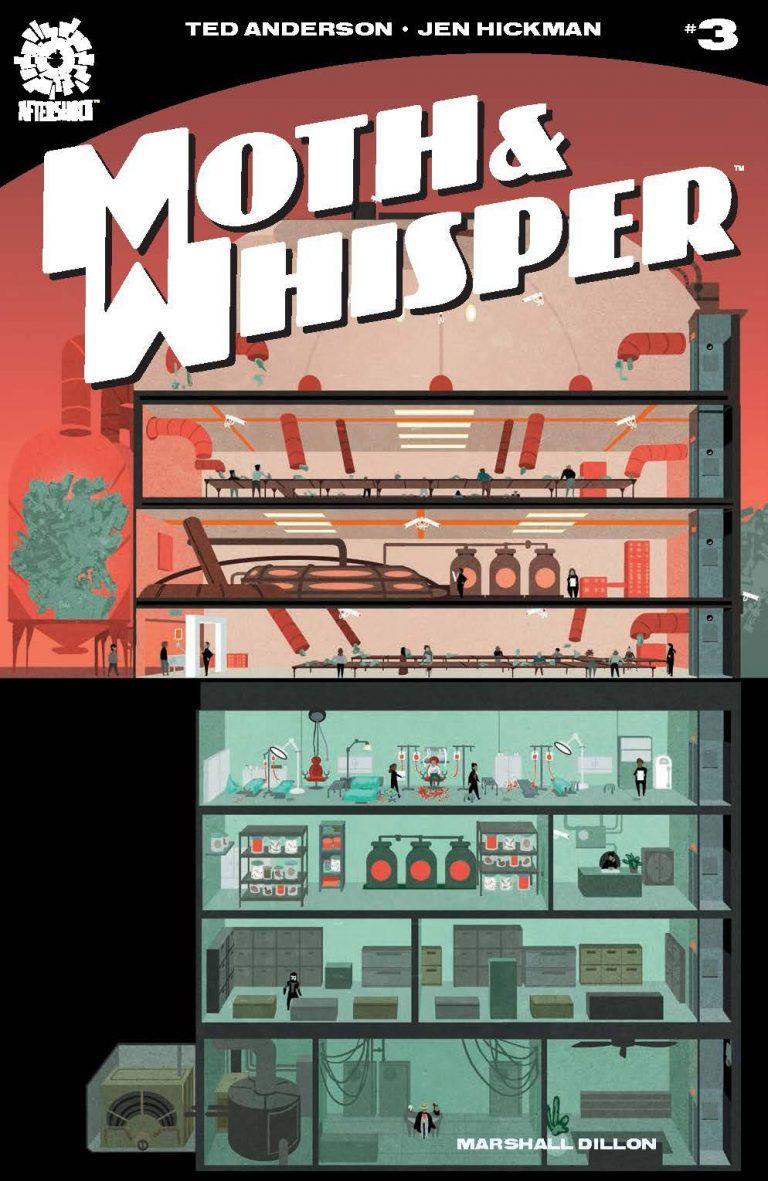 Moth & Whisper #3 (2018)
