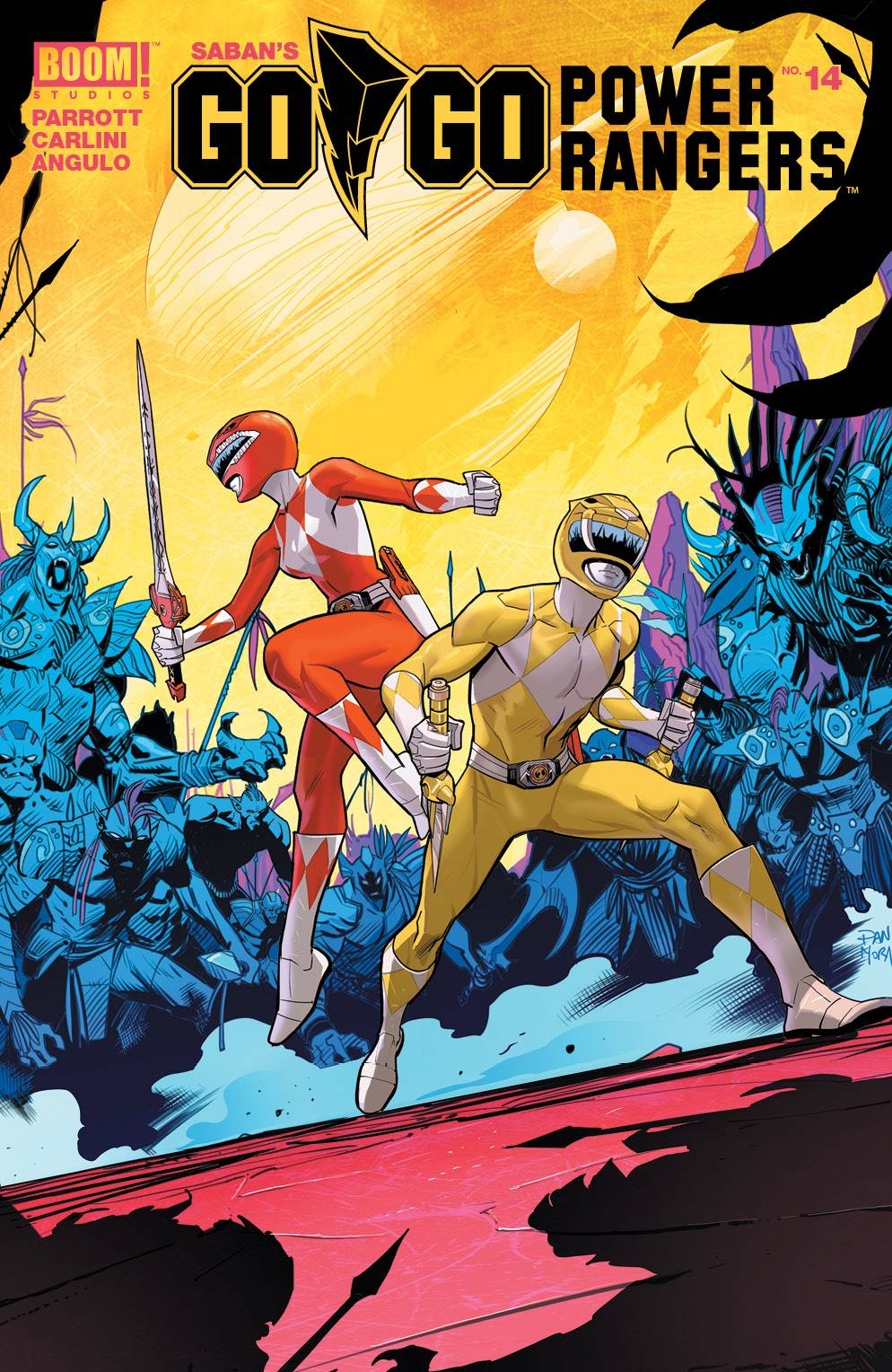 Go Go Power Rangers #14 (2018)
