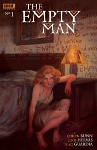 The Empty Man #1 (2018)