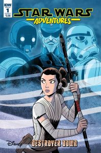 Star Wars Adventures: Destroyer Down #1 (2018)