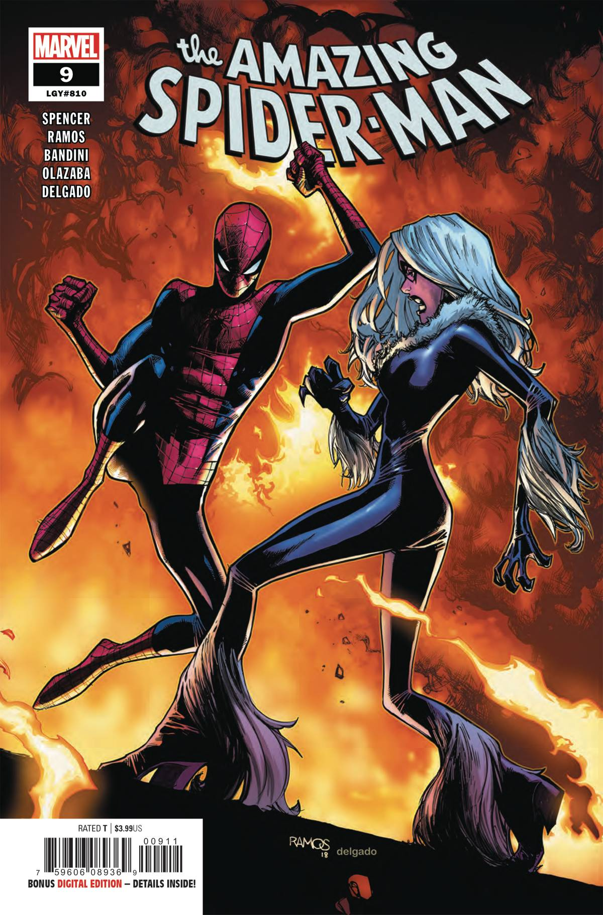 Amazing Spider-Man #9 (2018)