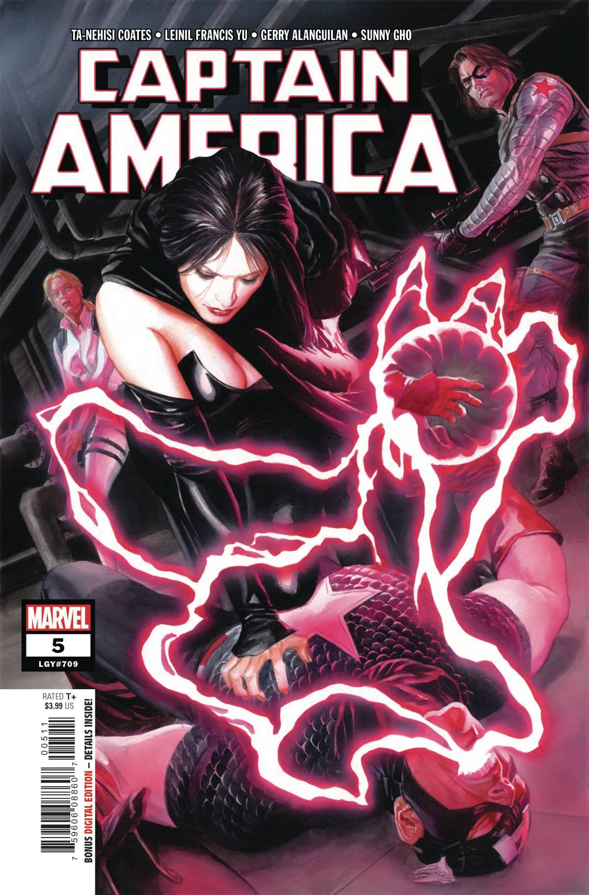 Captain America #5 (2018)