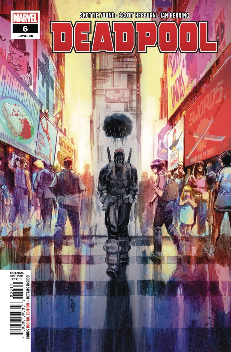 Deadpool #6 (2018)